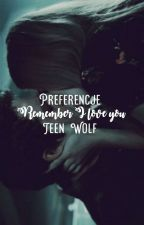 """""""Remember I Love You"""" 