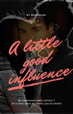 A Little Good Influence | Max Thunderman x Reader by ShunsGirl