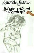 (Parte Hermione) Querido Diario: ¿Dónde está mi Romione?  by always_magia_romione