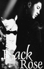 BLACK ROSE  by Miss_Riisa