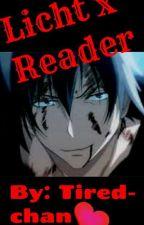 Licht x Reader by Tired-chan
