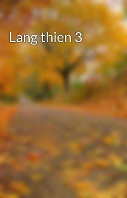 Đọc truyện Lang thien 3