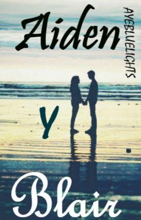 Aiden y Blair. [PAUSADA] by AyeBlueLights