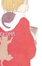 Kenma x Reader by _emoghost