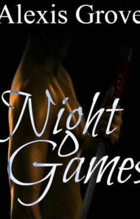 Night Games (Night Ties Book 2) by AlexisGrove
