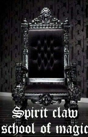 SpiritClaw School of Magic by dreamforever176