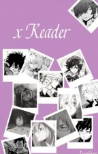 Manga X Readers by CamilleWOLF69