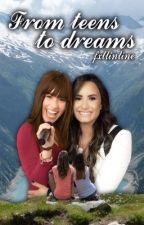 From Teens To Dreams | Demi Lovato by fxllinline