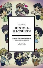 Junjou-Hatsukoi Facebook by AndreaUsami