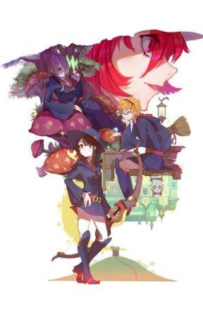 Little Witch Academia Fic by DarkarTDTrevi