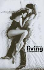 Living Arrangements by Fractured_Moonlight