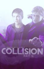 Collision { percy jackson / harry potter crossover } by _houseofhades