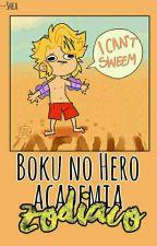 Boku no hero academia 『Zodiaco』 by --Shea
