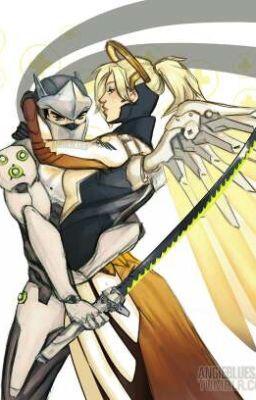 Mercy X Genji A Falling Angel Wattpad