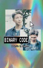 Binary Code  Kim Namjoon  by Msaeron