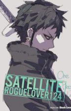Satellite (One Piece) -Law X Oc- (One Piece WA 2017) by Mizuka-Haru