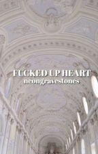 Fucked Up Heart // Tyler Joseph + Jenna Black by neongravestones