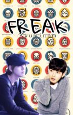 Freak  || KyuWook by KyuMinam