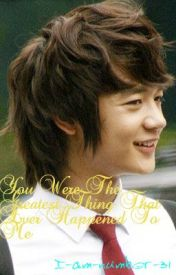 You Were The Greatest Thing That Ever Happened To Me by I-am-number-31
