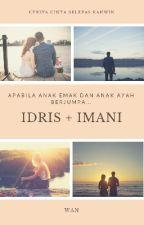 Idris + Imani  [ C ] by wanf__