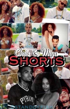 Chris & Miya : SHORTS  by Standoffish_