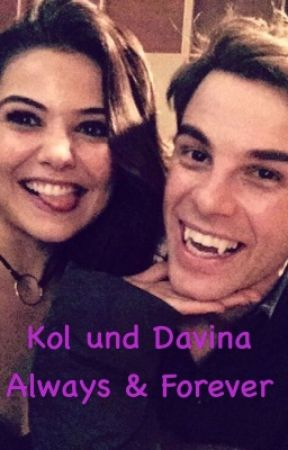 Kol und Davina Always & Forever by CaitlinMikaelson