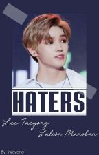Haters +Taeyong by _NeoBlackxx