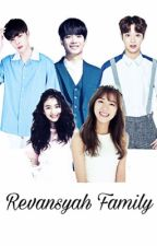 Revansyah Family by xmarkrispyx