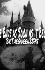 Love Ends As Soon As It Begins by thequeen2375