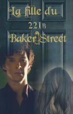 La fille du 221b Baker Street by cassou_c_