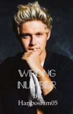 Wrong number/NiallxMadison by Hazza_girls