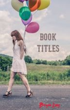Book titles by Quilltype