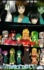 Minecraft School 2 by Sasi1134