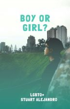 Boy or girl? by Alechimchim3