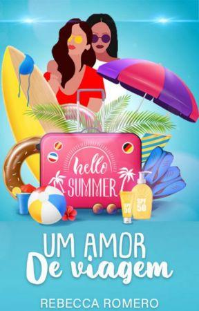 Um Amor de Viagem [NA AMAZON] by BooksRebecca