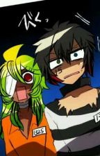 Jyugo & Nico reacts to Nanbaka Ships (under editing) by Number-1365