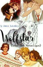 Wolfstar 《Sirius Black, Remus Lupin》 by Janna_Weasley
