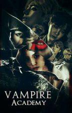 Academia de Vampiros ( BTS, EXO, GOT7 Y TU ) by 20_MMT_13995