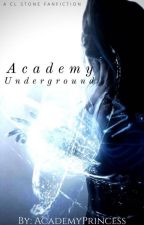 Academy Underground (Random Updates-For Now) by AcademyPrincess