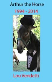 Arthur the Horse by LouVendetti