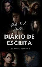 Meu diário de escrita by GiuliaDLMartins