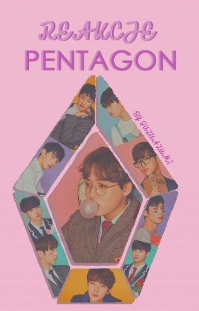Reakcje gif z Pentagon! by SuzuAzumi