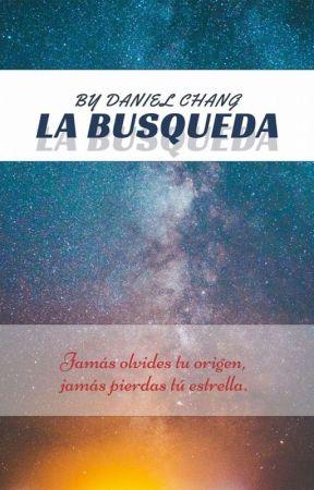 LA BUSQUEDA by danielchang96