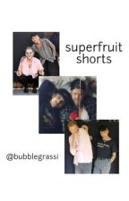 Superfruit Shorts by bubblegrassi