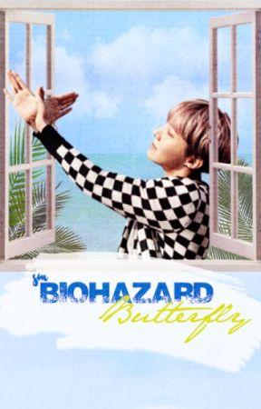 Biohazard Butterfly ▪ Hoseok by -tokyotaemin