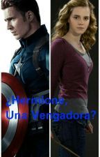 Hermione,Una Vengadora? by MentaLupinBlack