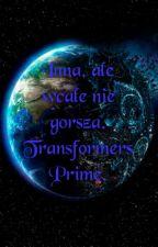 Inna, ale wcale nie gorsza. Transformers Prime. by Tajemnicza_12321