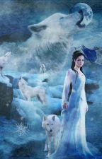 Snow Ice La lupa del branco by Angelica0782