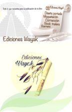 Ediciones Wayak by broken-dreams-29