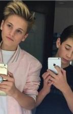 She's Mine/DIRTY!//A Brandon Rowland and Mark Thomas Fanfic by Dat_Millsie_Audrey